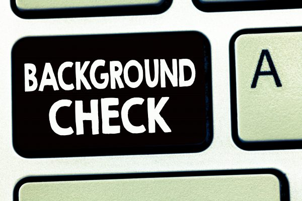 Background Check FAQ